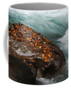 Rocky Mountain Stream Coffee Mug