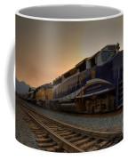Rocky Mountaineer Halo Coffee Mug