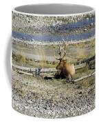 Rocky Mountains Elk Coffee Mug