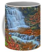 Rocky Pool Falls Coffee Mug