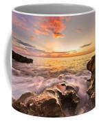 Rocky Surf Coffee Mug