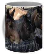 Rodeo Bucking Stock Coffee Mug