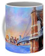 Roebling Twilight Coffee Mug
