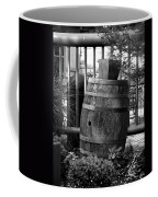 Roll Out The Barrel Coffee Mug by Shelley Blair