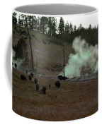 Rolling Stampede Coffee Mug