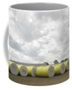 Rolls Of Cotton Coffee Mug