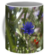 Romaine Lettuce Flower Coffee Mug