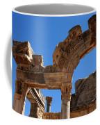 Roman Arch Ephesus Turkey Coffee Mug