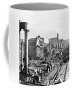 Roman Colosseum - Italy -  C 1906 Coffee Mug