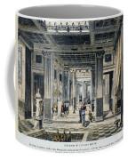 Roman House Interior Coffee Mug