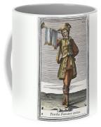 Roman Trumpet, 1723 Coffee Mug