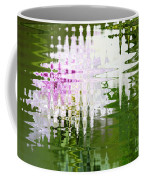 Romance In Paris - Abstract Art Coffee Mug