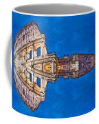 Romano Spaceship - Archifou 73 Coffee Mug