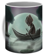 Romantic Boat Ride For One Coffee Mug
