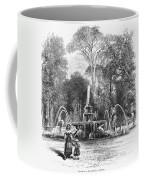 Rome: Borghese Gardens Coffee Mug