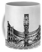 Rome: Colosseum, 1685 Coffee Mug