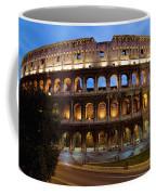 Rome Colosseum Dusk Coffee Mug