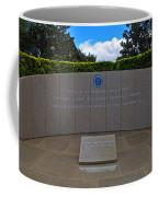 Ronald Reagan Memorial Coffee Mug