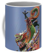 Roof Dragon Coffee Mug