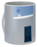 Rooftop Flag Coffee Mug