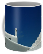 Rooftops Of Mykonos Coffee Mug