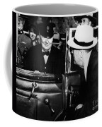 Roosevelt & Churchill, 1944 Coffee Mug