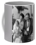 Roosevelt Family, 1915 Coffee Mug