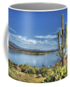 Roosevelt Lake  Coffee Mug