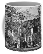 Roosevelt: Oath Of Office Coffee Mug by Granger