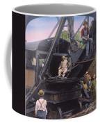 Roosevelt: Panama Canal Coffee Mug