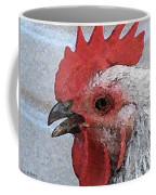 Rooster No. 2 Coffee Mug