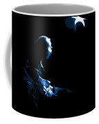 Rory Looks To The Blue Star In The Sky Coffee Mug