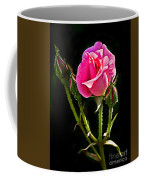 Rose And Buds Coffee Mug