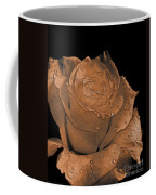 Rose Art  Sepia Coffee Mug