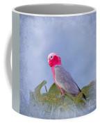 Rose Breasted Cockatoo In A Eucalyptus Tree Coffee Mug