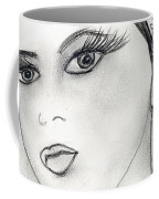 Rose Flapper Coffee Mug