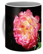 Rose Floral Fine Art Prints Pink Roses Flower Coffee Mug