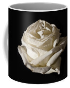 Rose Silver Anniversary Coffee Mug