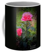 Rose Vignette Coffee Mug