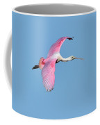 Roseate Spoonbill Inflight Coffee Mug