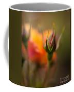 Rosebud Details Coffee Mug