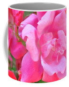 Roses Perfectly Pink Coffee Mug