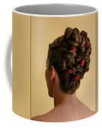 Rosettes Coffee Mug by Kristin Elmquist