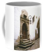 Rothenburg Rathaus Door Coffee Mug