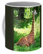 Rothschild Giraffe Coffee Mug