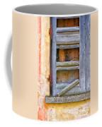 Rotten Shutter Coffee Mug
