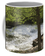 Rouge River At Fair Lane Coffee Mug