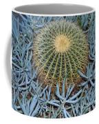 Round Cactus Coffee Mug