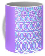 Round Cirlces Coffee Mug