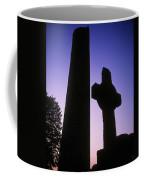 Round Tower And High Cross Coffee Mug